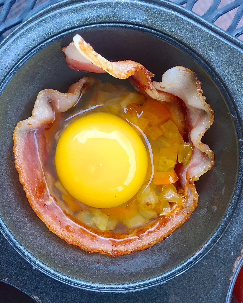 Whole30 Bacon Egg Cups 4