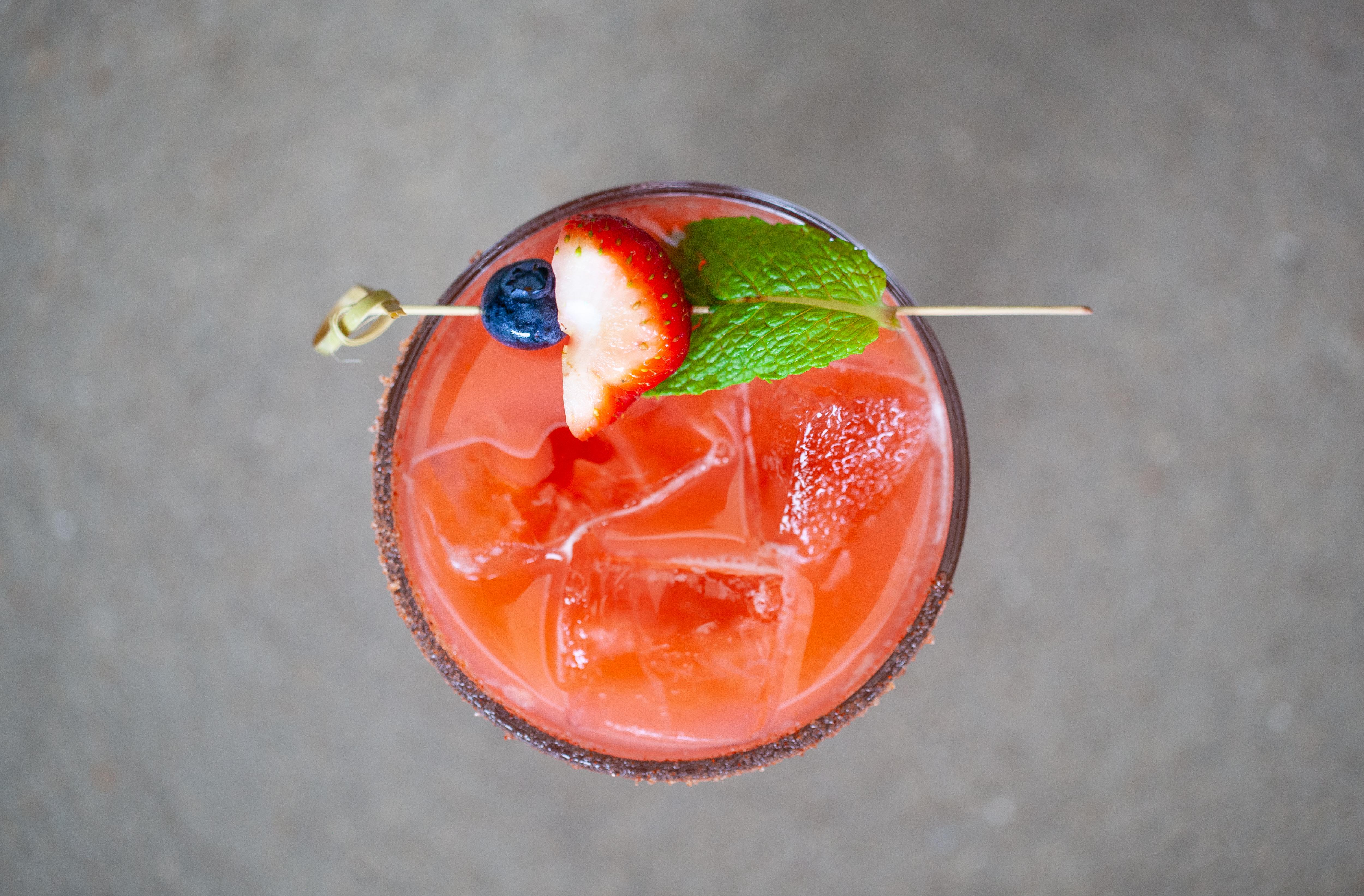Strawberry Drink2
